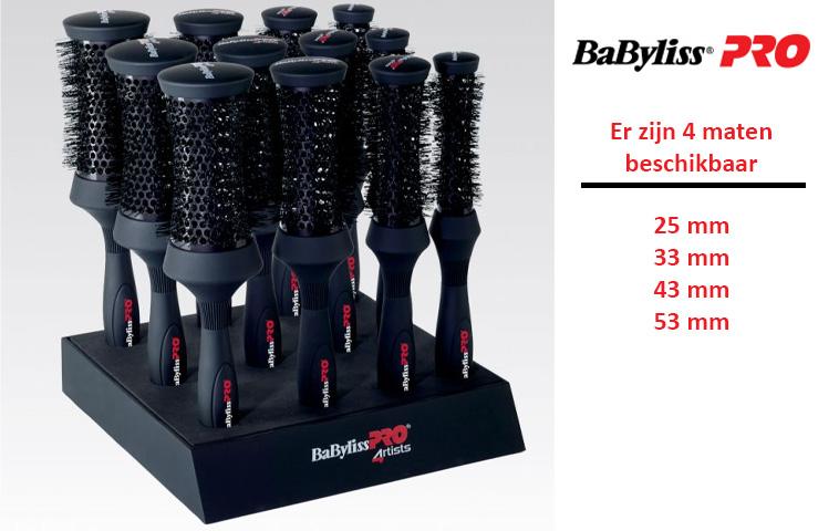 BabylissPro 4rtist Föhnborstels