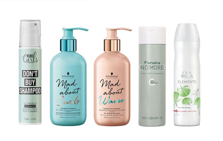 CG shampoo