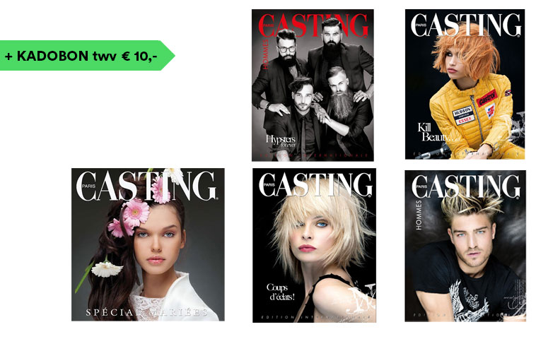 Casting modellenboeken