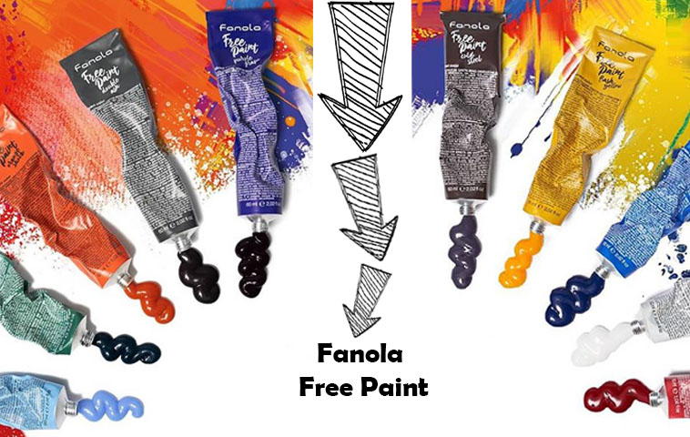 Fanola Free Paint