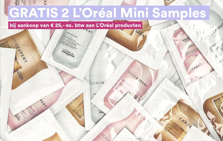 L'Oréal Samples