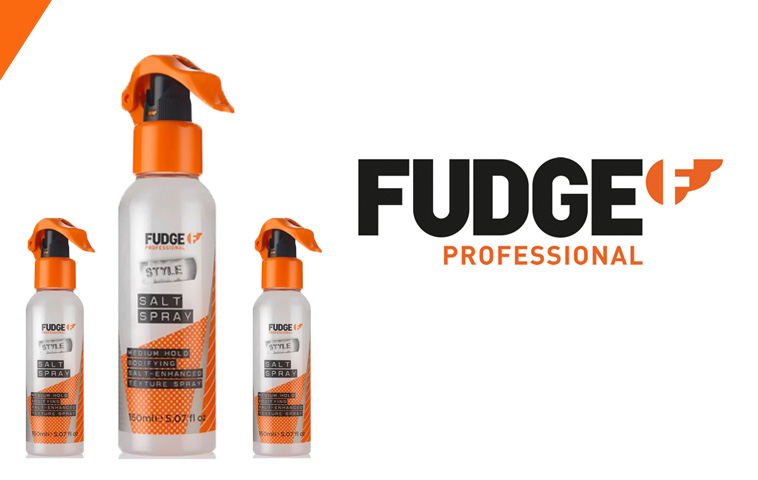 Fudge Salt Spray Medium Hold