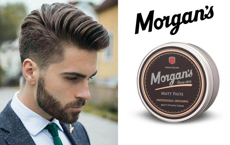Morgan´s Matt Styling Paste
