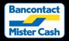 Betaling via Bancontact en Mister Cash